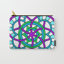 Celtic | Colorful | Mandala Carry-All Pouch