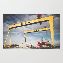 Harland & Wolff 2 Rug