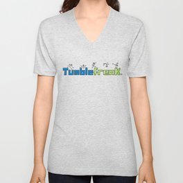 My Tumblefreak Unisex V-Neck
