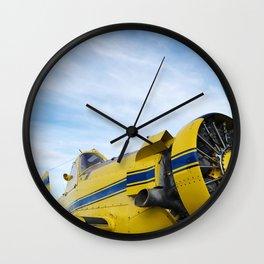 plane 1. Wall Clock