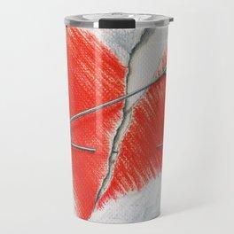 Unbroken by Lars Furtwaengler   Colored Pencil   2016 Travel Mug