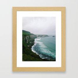 Ireland Coast Framed Art Print