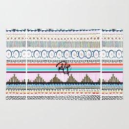 Aztec-Tribal  Rug