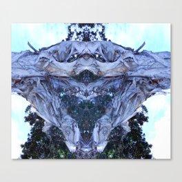 Homesick Alien 2 Canvas Print