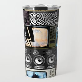 Retro Technology. Travel Mug