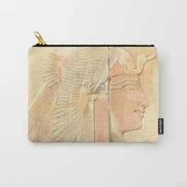 Queen Ahmose by Howard Carter Carry-All Pouch
