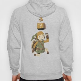 triforce power up Hoody
