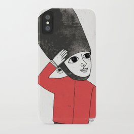 Little Soldier iPhone Case