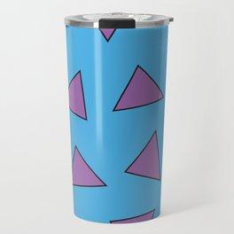 Rocko's Triangles Travel Mug