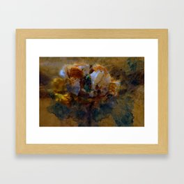 drayon Framed Art Print