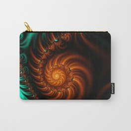 Fractal - She Sells Sea Shells Carry-All Pouch