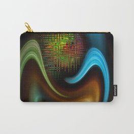Abstract Perfektion 90 Carry-All Pouch