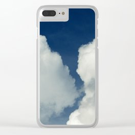Crevice Clear iPhone Case