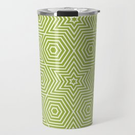 Op Art 21 Travel Mug
