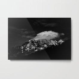 Black Mountains Four Metal Print