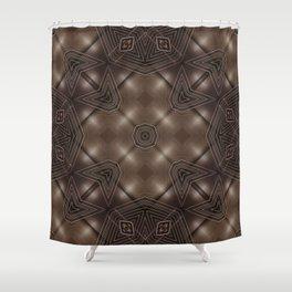Technicalities Shower Curtain