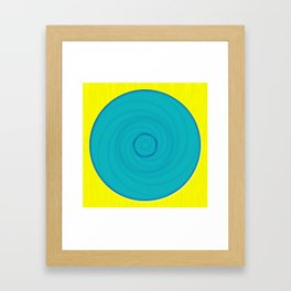 Energo Framed Art Print