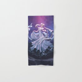 Princess Serenity Hand & Bath Towel