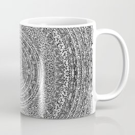 Mandala Dante Inferno Coffee Mug