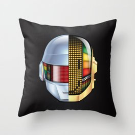 Daft Punk - Discovery Throw Pillow
