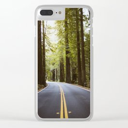 Road worthy Clear iPhone Case