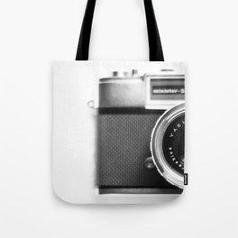 Camera Vintage Tote Bag