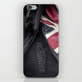 Triumph Motorcycles iPhone Skin