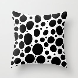 Spot envy Throw Pillow