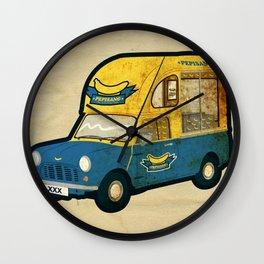 PEPISANG Banana Mobil Wall Clock