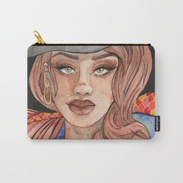 Witch Mermaid Carry-All Pouch