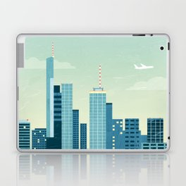 Frankfurt Laptop & iPad Skin