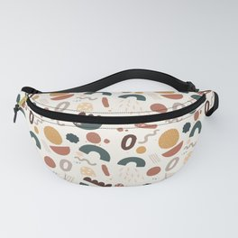 Geo Shapes Party Fanny Pack