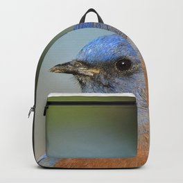 Bluebird in La Verne Backpack