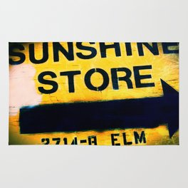 Sunshine Store Rug