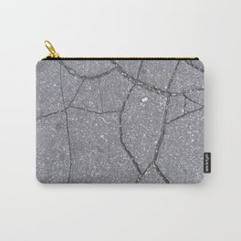Texture #4 Concrete Carry-All Pouch