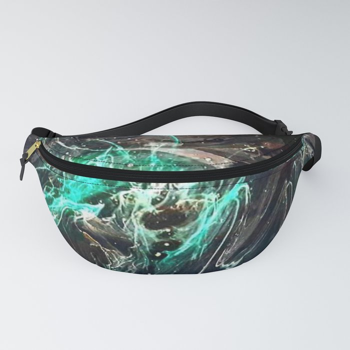 Peering into the darkness Fanny Pack