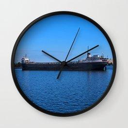 Ojibway IV Wall Clock