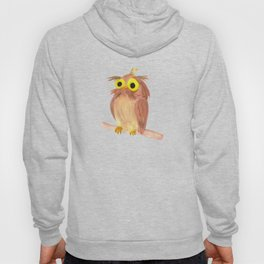 the nice owl Hoody