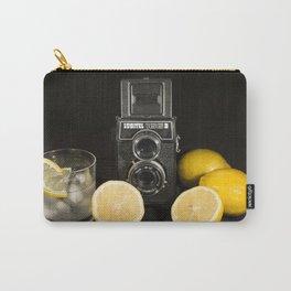 Lubitel Lemons Carry-All Pouch