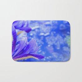Spring iris Bath Mat