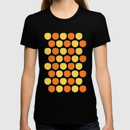 Dotty Pineapples - Singapore Tropical Fruits Series T-shirt