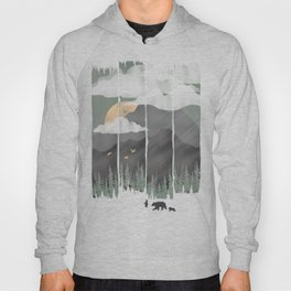 Spring Mountain Weather Hoody
