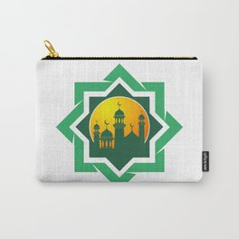 Symbol of Muslim Carry-All Pouch