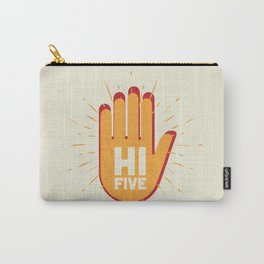 Hi five Carry-All Pouch