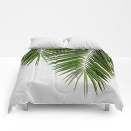 Palm Leaf II Comforters