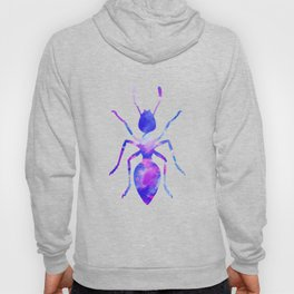 Abstract Ant Hoody