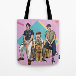 After Laughter Tote Bag