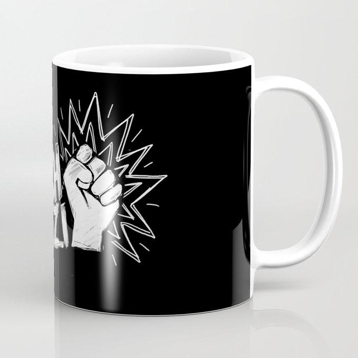 Punch a... Coffee Mug