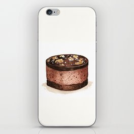 Chocolate Mousse iPhone Skin