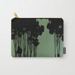 Forest Silhouette by Seasons K Designs Carry-All Pouch